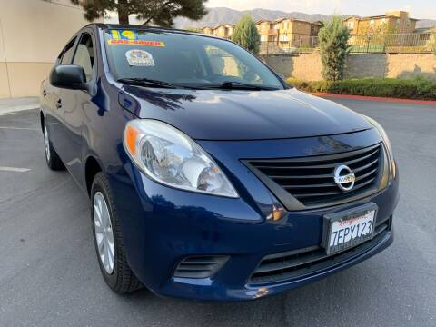2014 Nissan Versa for sale at Select Auto Wholesales in Glendora CA