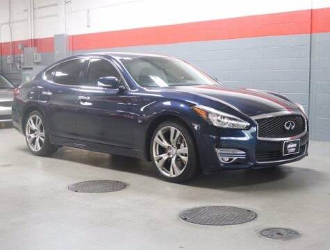 2015 Infiniti Q70 for sale at CU Carfinders in Norcross GA