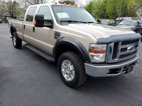 2008 Ford F-350 Super Duty for sale at Stach Auto in Janesville WI