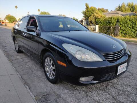 2003 Lexus ES 300 for sale at Apollo Auto El Monte in El Monte CA