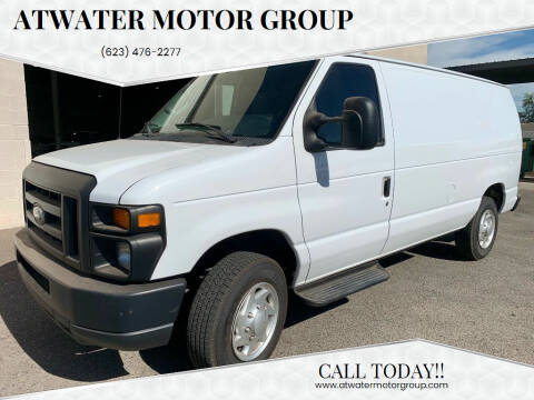 2013 Ford E-Series Cargo for sale at Atwater Motor Group in Phoenix AZ