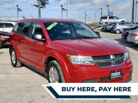 2012 Dodge Journey for sale at Stanley Direct Auto in Mesquite TX