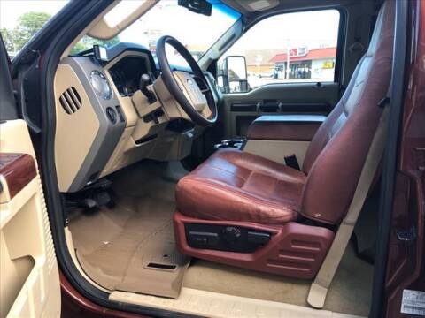 2008 Ford F-250 Super Duty for sale at Herman Jenkins Used Cars in Union City TN