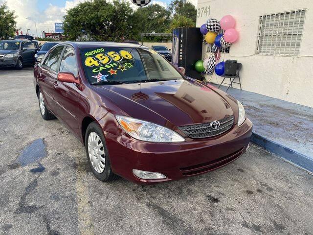 jq ylf9419ewim https www carsforsale com 2003 toyota camry for sale c140883