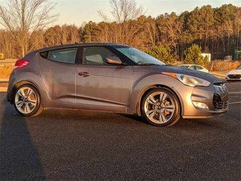 2015 Hyundai Veloster for sale at CU Carfinders in Norcross GA