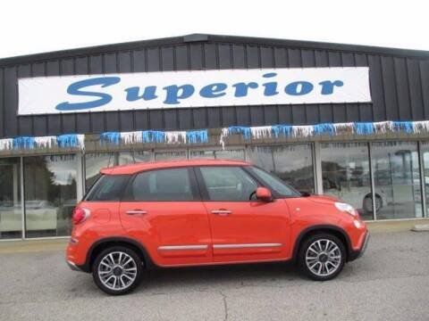 2018 FIAT 500L for sale at SUPERIOR CHRYSLER DODGE JEEP RAM FIAT in Henderson NC