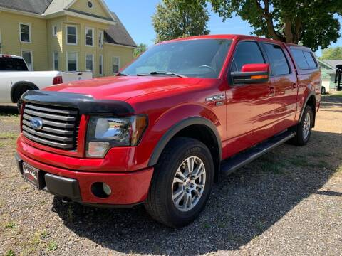 2011 Ford F-150 for sale at BROTHERS AUTO SALES in Hampton IA