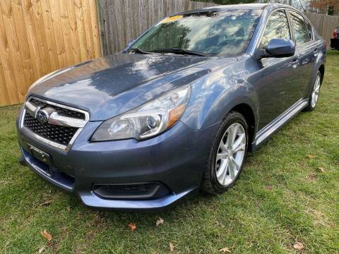 2013 Subaru Legacy for sale at ALL Motor Cars LTD in Tillson NY