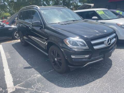 2013 Mercedes-Benz GL-Class for sale at Used Car Factory Sales & Service in Bradenton FL
