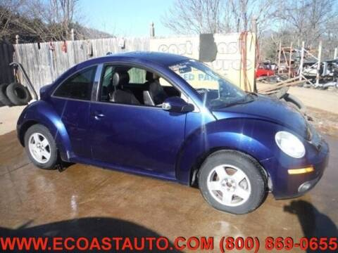 2006 Volkswagen New Beetle for sale at East Coast Auto Source Inc. in Bedford VA