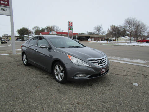 2013 Hyundai Sonata for sale at Padgett Auto Sales in Aberdeen SD