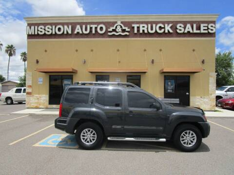 2014 Nissan Xterra for sale at Mission Auto & Truck Sales, Inc. in Mission TX