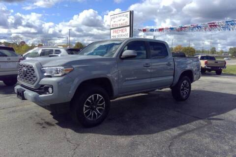 2020 Toyota Tacoma for sale at Premier Auto Sales Inc. in Big Rapids MI