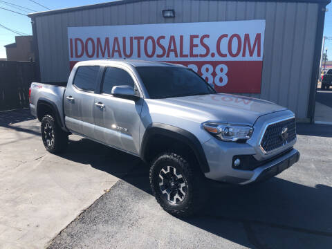 2019 Toyota Tacoma for sale at Auto Group South - Idom Auto Sales in Monroe LA