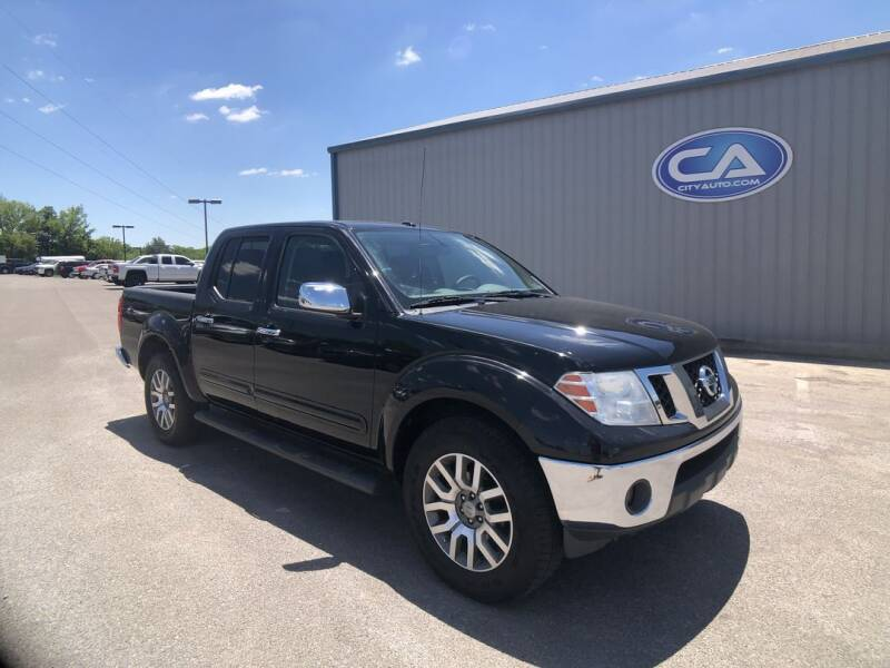 2013 Nissan Frontier for sale at City Auto in Murfreesboro TN