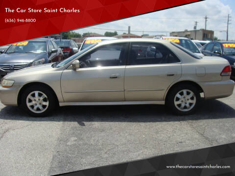 2001 Honda Accord for sale at The Car Store Saint Charles in Saint Charles MO