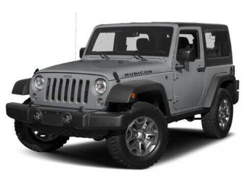 2017 Jeep Wrangler for sale at BEAMAN TOYOTA in Nashville TN