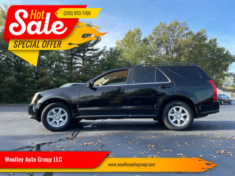 2008 Cadillac SRX for sale at Woolley Auto Group LLC in Poland OH