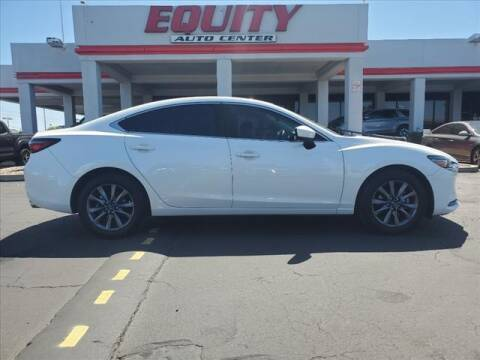 2018 Mazda MAZDA6 for sale at EQUITY AUTO CENTER in Phoenix AZ