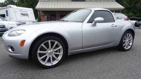 2007 Mazda MX-5 Miata for sale at Driven Pre-Owned in Lenoir NC