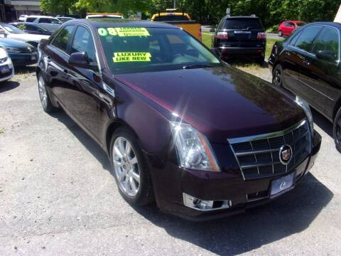 2008 Cadillac CTS for sale at Balic Autos Inc in Lanham MD