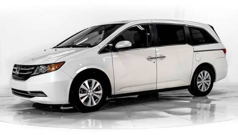 2016 Honda Odyssey for sale at Houston Auto Credit in Houston TX