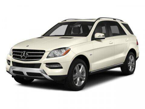 2015 Mercedes-Benz M-Class for sale at BEAMAN TOYOTA in Nashville TN