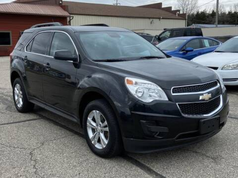 2014 Chevrolet Equinox for sale at Miller Auto Sales in Saint Louis MI