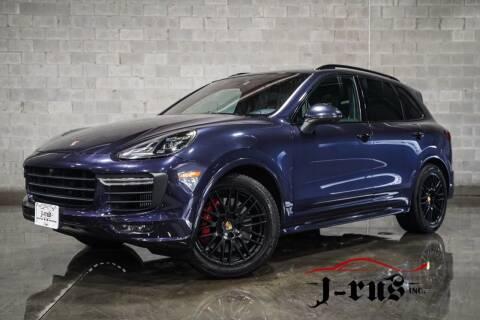 2017 Porsche Cayenne for sale at J-Rus Inc. in Macomb MI