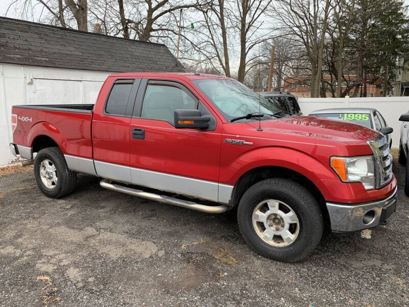 2009 Ford F-150 for sale at UNION AUTO SALES in Vauxhall NJ