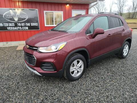 2017 Chevrolet Trax for sale at Vess Auto in Danville OH