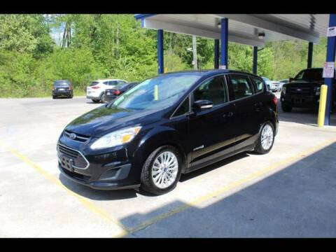 2018 Ford C-MAX Hybrid for sale at Inline Auto Sales in Fuquay Varina NC