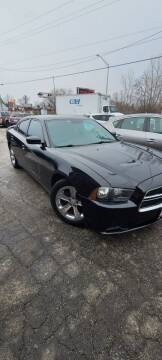2012 Dodge Charger for sale at Chicago Auto Exchange in South Chicago Heights IL