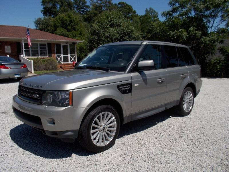 2012 Land Rover Range Rover Sport for sale at Carolina Auto Connection & Motorsports in Spartanburg SC