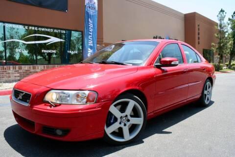 2007 Volvo S60 for sale at CK Motors in Murrieta CA