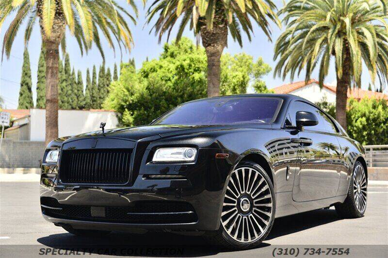 2014 Rolls-Royce Wraith for sale in West Hollywood, CA