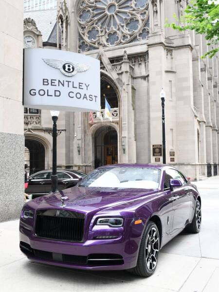 2020 Rolls-Royce Wraith for sale in Chicago, IL