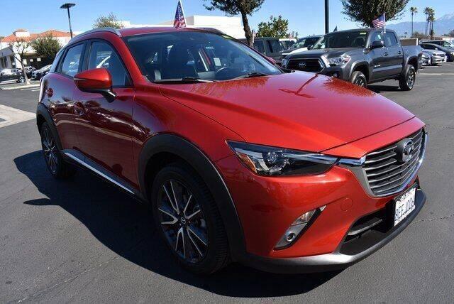 2018 Mazda CX-3 for sale at DIAMOND VALLEY HONDA in Hemet CA