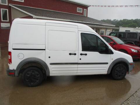 2012 Ford Transit Connect for sale at Schrader - Used Cars in Mount Pleasant IA