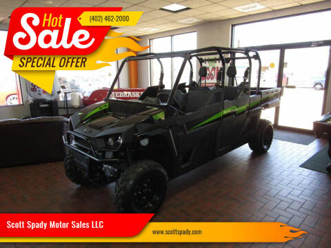 2018 TEXTRON STAMPEDE for sale at Scott Spady Motor Sales LLC in Hastings NE