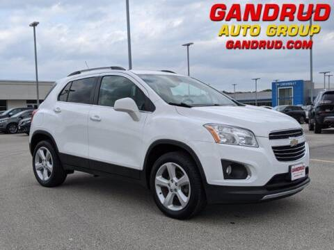 2015 Chevrolet Trax for sale at Gandrud Dodge in Green Bay WI
