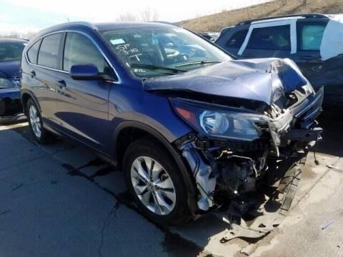 2012 Honda CR-V for sale at STS Automotive in Denver CO