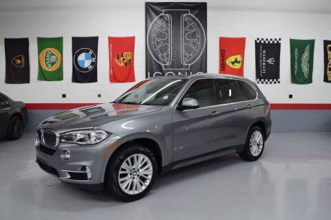 2017 BMW X5 for sale at Iconic Auto Exchange in Concord NC