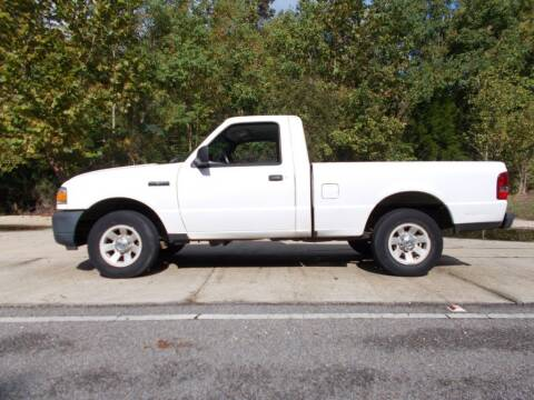2008 Ford Ranger for sale at A & P Automotive in Montgomery AL