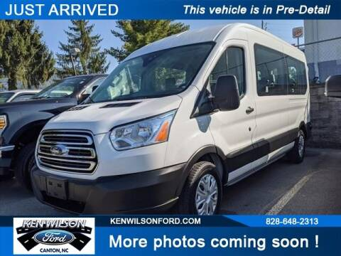 2019 Ford Transit Passenger for sale at Ken Wilson Ford in Canton NC