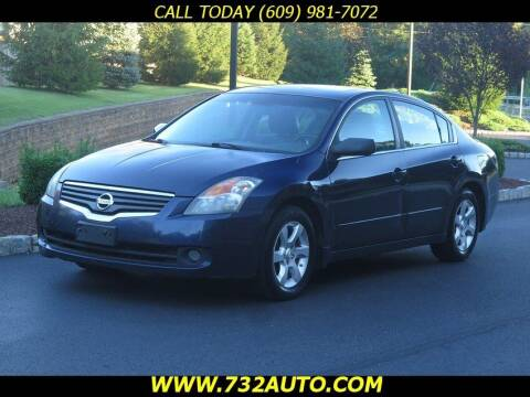 2009 Nissan Altima for sale at Absolute Auto Solutions in Hamilton NJ