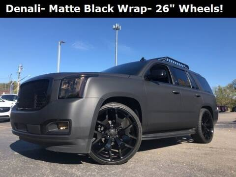 2017 GMC Yukon for sale at Mark Sweeney Buick GMC in Cincinnati OH