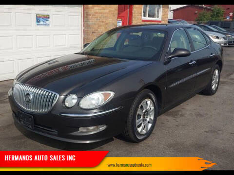 2008 Buick Allure for sale at HERMANOS AUTO SALES INC in Hamilton OH