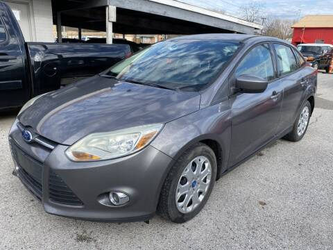 2012 Ford Focus for sale at Pary's Auto Sales in Garland TX