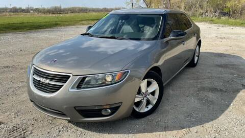 2011 Saab 9-5 for sale at ROUTE 6 AUTOMAX in Markham IL